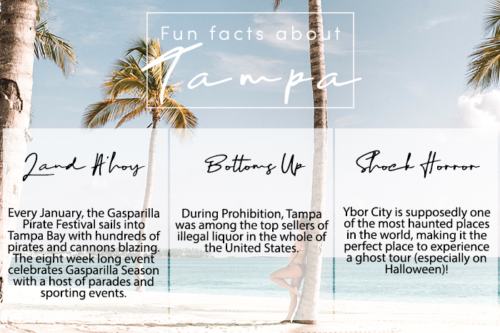 Fun facts about Tampa